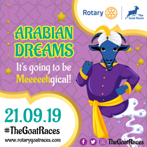 The Goat Races 2019 @ The Greens, Oysterbay
