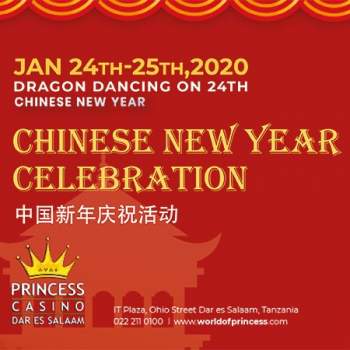 Princess Casino - Chinese New Year